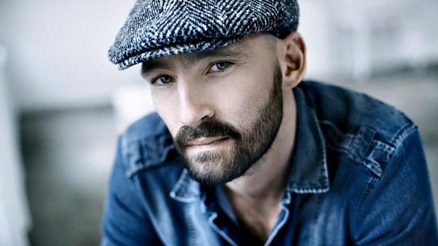 Der erfolgreichste deutsche Reggae-Sänger hat alle seine neuen Songs selber geschrieben.