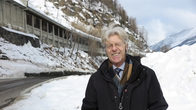 Porträt Karl Eggen.