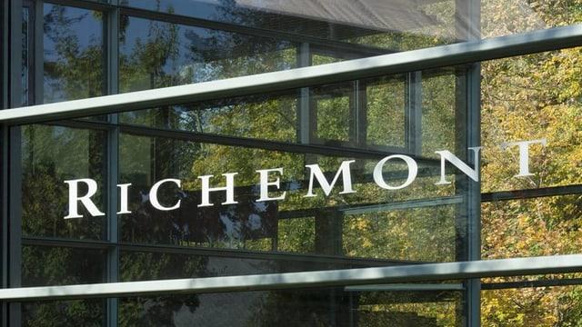 Richemont, il producent da rauba da luxus svizzer.