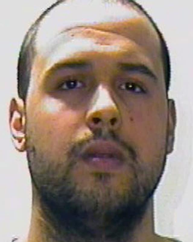 Auf einem Fahndungsfoto ist der Terrorverdächtige Khalid El Bakraoui zu sehen.