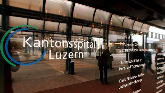 Zu den ausgelagerten Kantonsbetrieben gehört auch das Luzerner Kantonsspital oder die Universität Luzern.