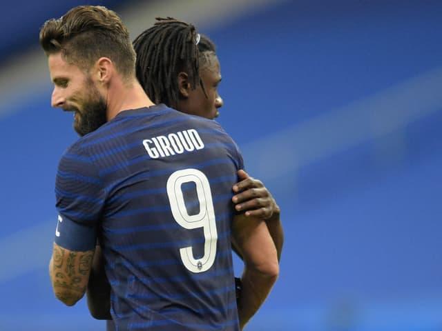 Camavinga und Giroud