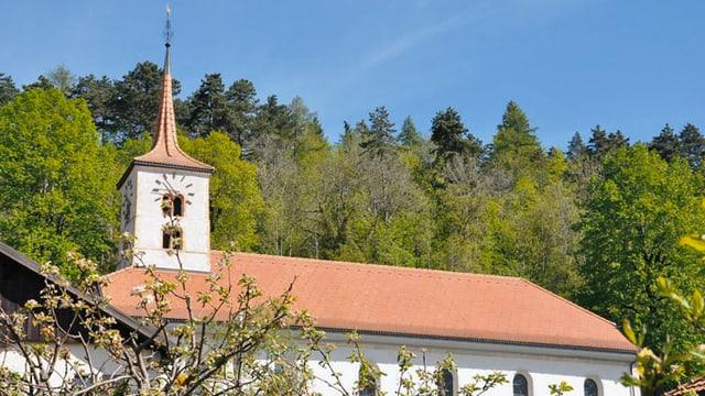 Video «Evangelisch-reformierter Gottesdienst aus Dombresson/NE» abspielen