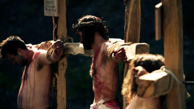 Video «The Making of Jesus Christ» abspielen