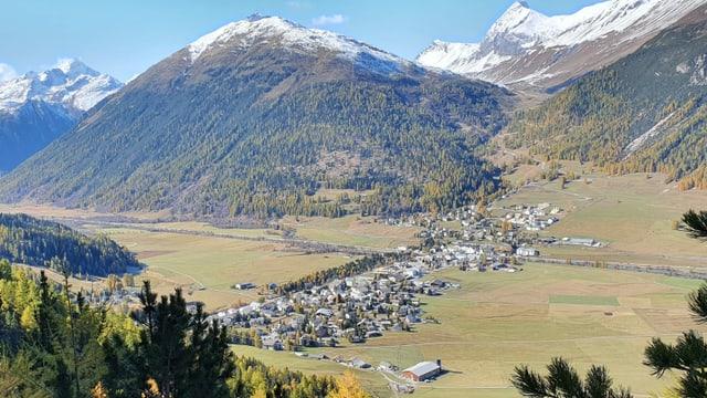 La vischnanca da La Punt - Chamues-ch