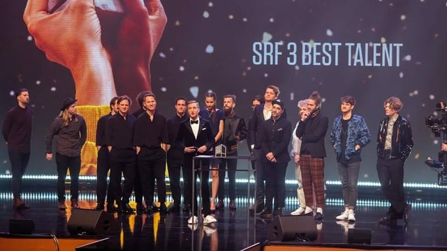 SRF 3 Best Talent