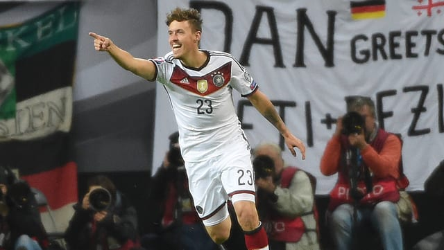 Max Kruse läuft vorerst nicht mehr für die deutsche Nationalmannschaft auf.