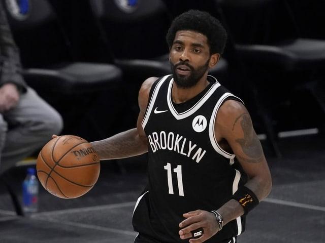 Kyrie Irving von den Brooklyn Nets.