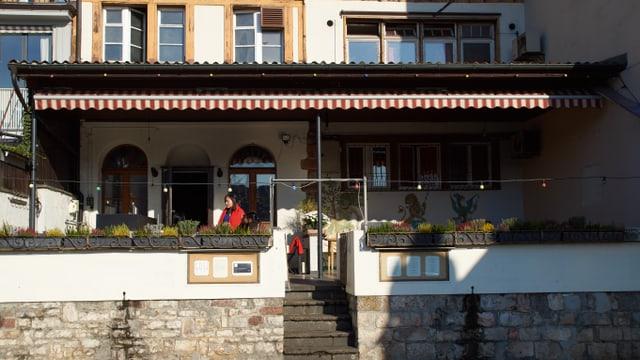 Video «Basel - Tag 1 - Restaurant Goji» abspielen