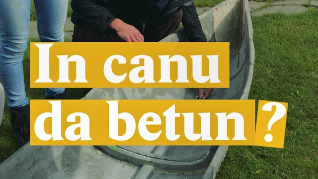 Laschar ir video «In canu da betun?»