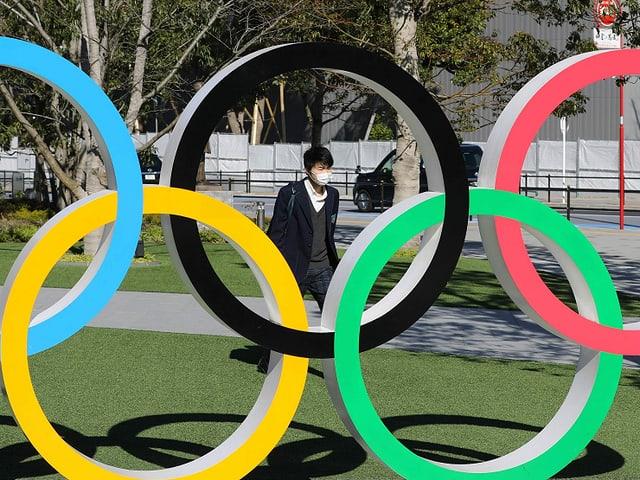 In Tokio erwarten Athleten und Athletinnen strikte Regeln.