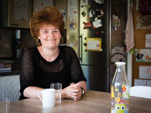 Porträt Melanie Zimmermann