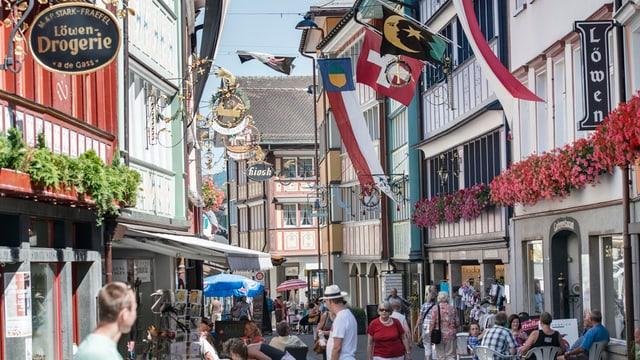 Appenzellerland-Tourismus trimmt sein Personal auf Freundlichkeit.