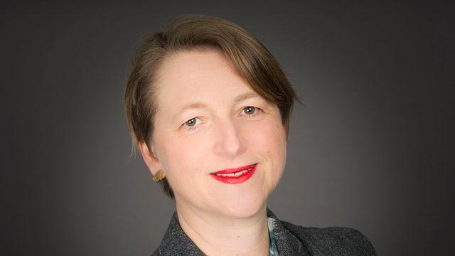 Portrait von Anja Klug
