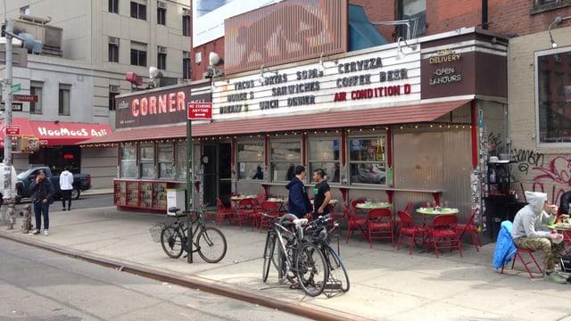 Bestes Restaurant in New York: Esquina