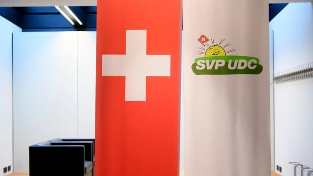 Ina bandiera Svizra sper ina da la PPS.
