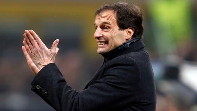 Massimo Allegri verordnete seinem Team gegen Barcelona die perfekte Taktik.