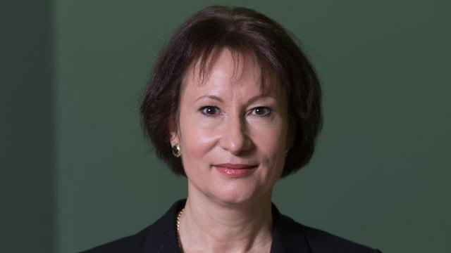 Suzanne Thoma, CEO der BKW