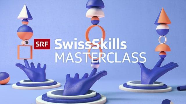 Das «Swiss Skills – Masterclass»-Logo