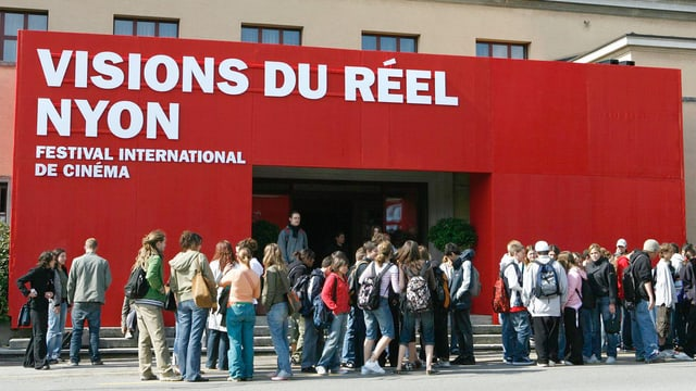 Seit 45 Jahren ein gutes Gespür für den Dokumentarfilm: das Vision du Réel in Nyon.