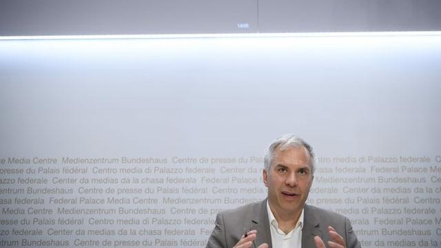 Martin Ackermann - il schef da la Taskforce