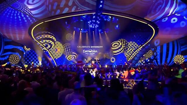 Video «Eurovision Song Contest: 1. Halbfinale 09.05.2017» abspielen