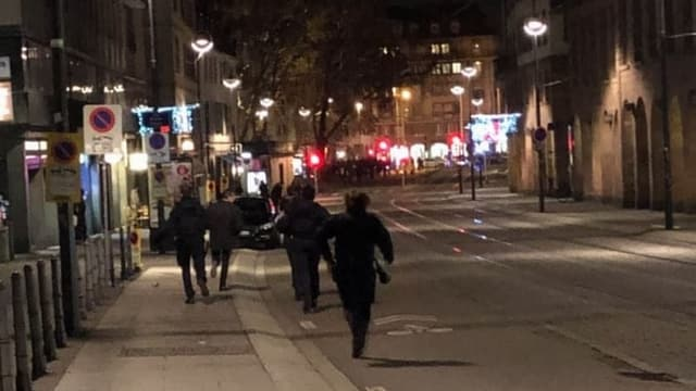 Schiesserei in der Innenstadt von Strassburg (Artikel enthält Video)