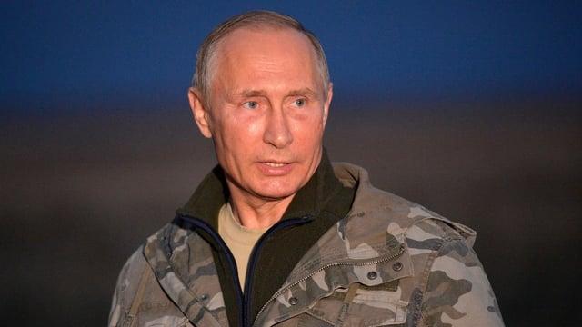 Russlands Präsident möchte zwar eine Lösung im Ukraine-Konflikt. Gleichzeitig will der Kreml seine Machtposition nicht aufgeben.