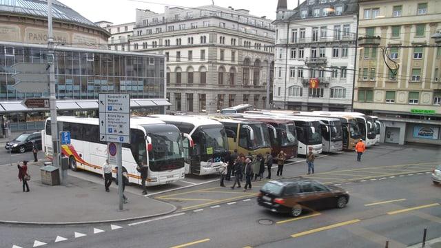 Löwenplatz Luzern