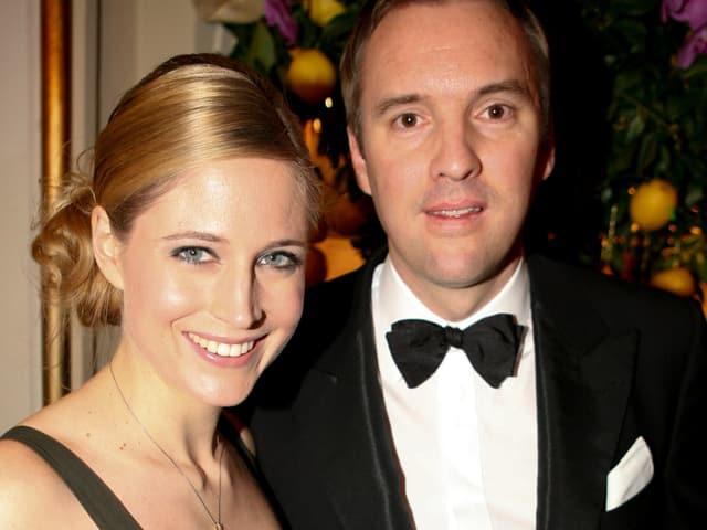 Fiona Hefti und Christian Wolfensberger