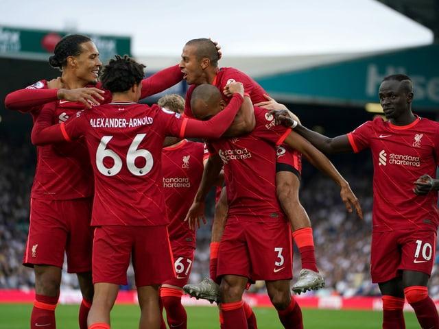Liverpool-Spieler