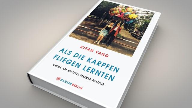 """Cover """"Als die Karpfen fliegen lernten"""""""