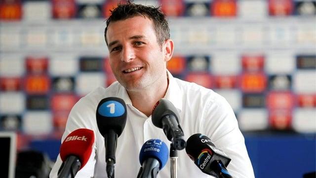 Alex Frei - der neue Sportdirektor des FC Luzern.