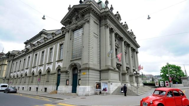 Der Berner Stadtrat sagt nach langer Debatte ja zum Sanierungskredit über 19 Millionen Franken ans Stadttheater.
