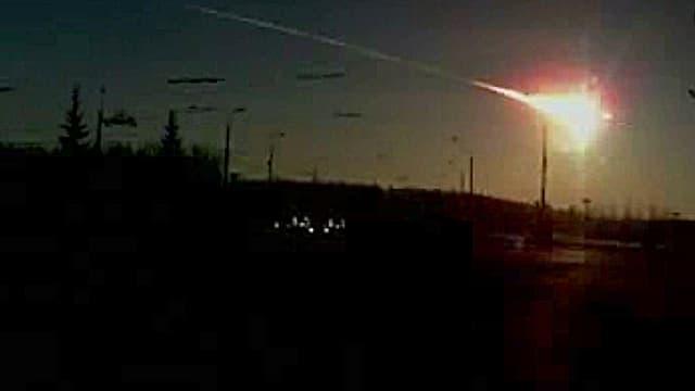Meteorit Tscheljabinsk