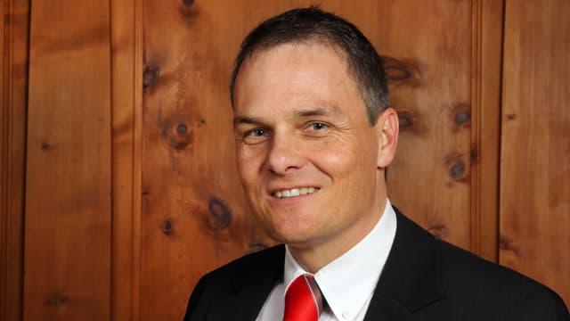 Martin Gredig.