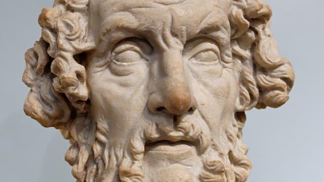 Der Autor Homer