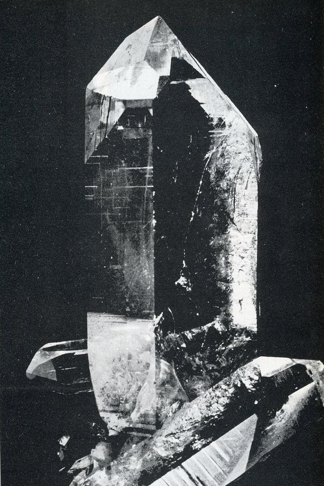 Plirs cristals clars creschids ensemen