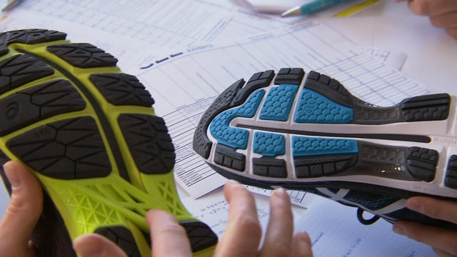 Schuhprofile