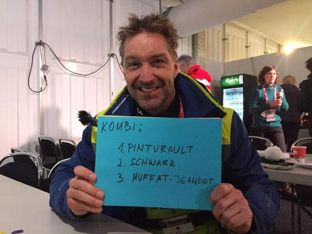Die Prognose von Ex-Skirennfahrer und ORF-Co-Kommentator Hans Knauss.