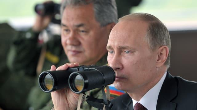 President russ.