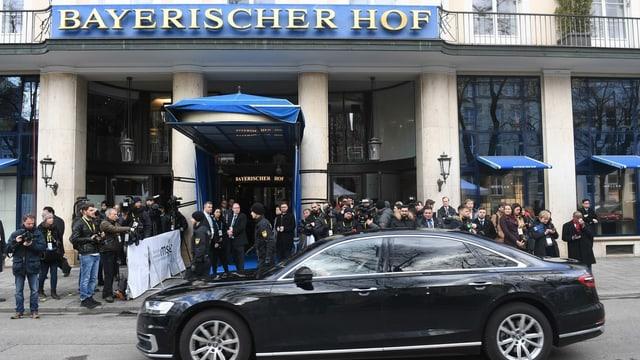 Sicherheitskonferenz in München - Macron erstmals mit dabei ⋆ Nürnberger Blatt