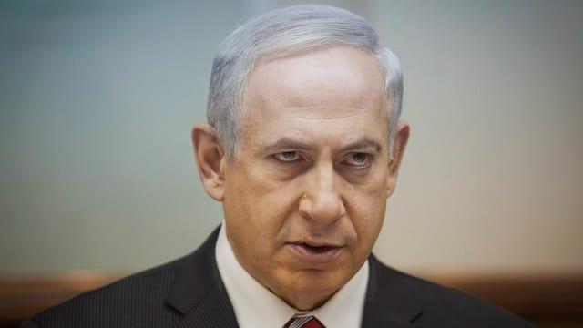 Primminister israelian.