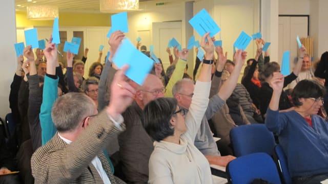 Die Lehrer wollen gegen das Sparpaket demonstrieren.