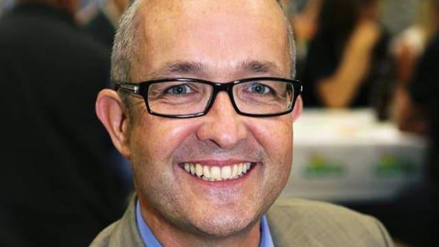 Thomas Weber, Regierungsratskandidat der Baselbieter SVP