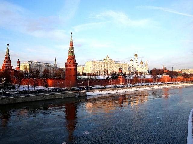 Ansicht von Minsk.