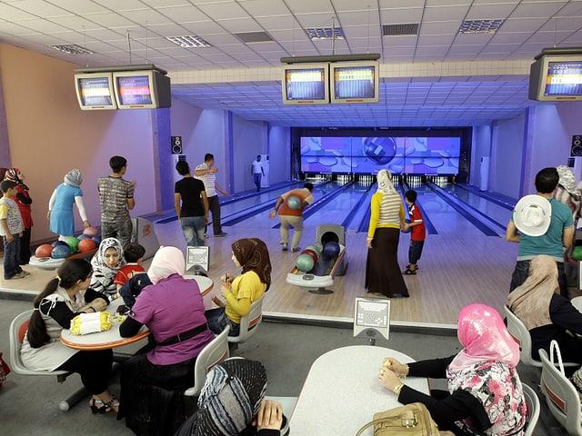 Bowlingcenter in Erbil