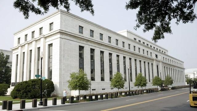 Die US Federal Reserve (Fed)