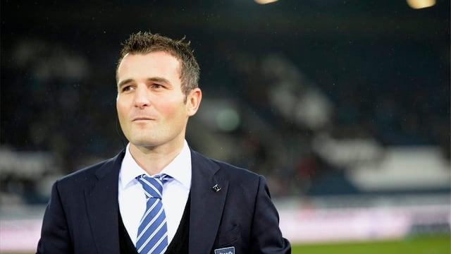 Der Sportdirektor des FC Luzern, Alex Frei