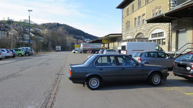 Güterbahnhofareal St. Gallen